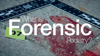 What is Forensic Podiatry?