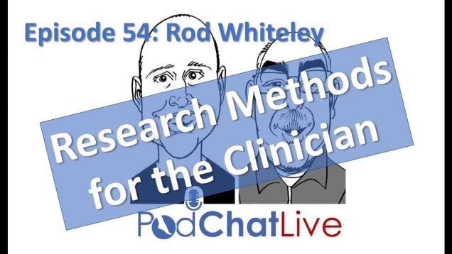 Research Methods for the Clincian
